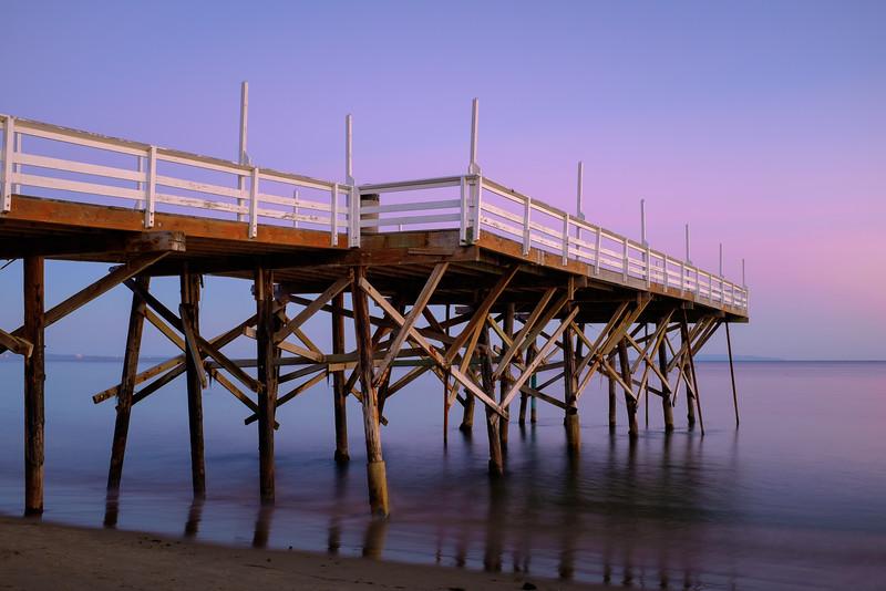 Paradise Cove Pier of Malibu California