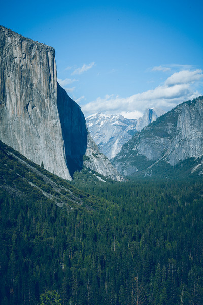 Valley of Yosemite. Just a thin slice of this awesome natural and amazing part of the world.