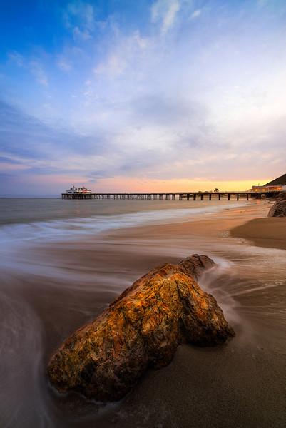 Malibu Landscape Photography.