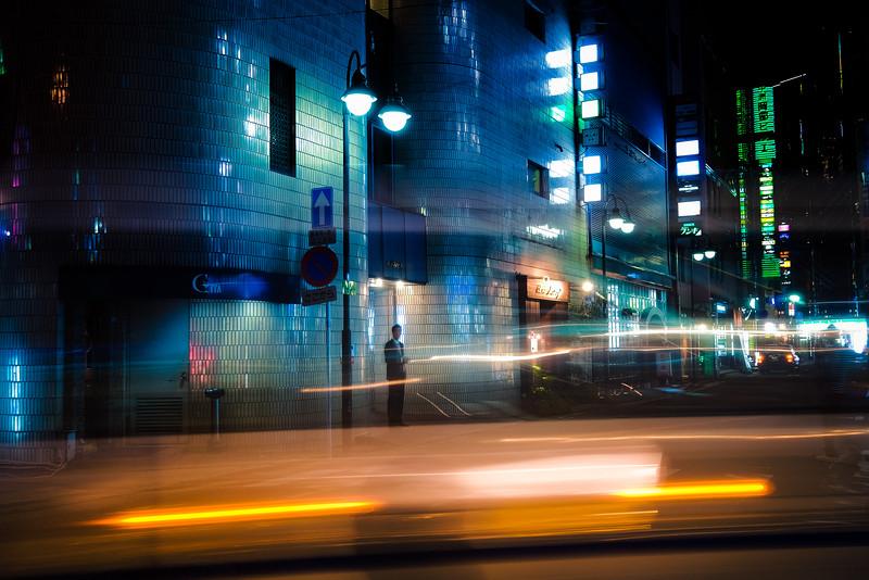 Fukuoka City Street Photography