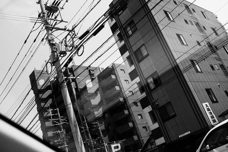 Fuji X100T, Concrete and Power.