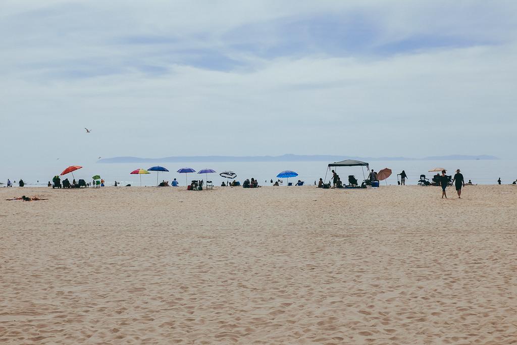 RNI Film Presets At The Beach - Alik Griffin